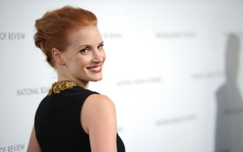 Celebrity - Jessica Chastain Wallpapers and Backgrounds ID : 493627