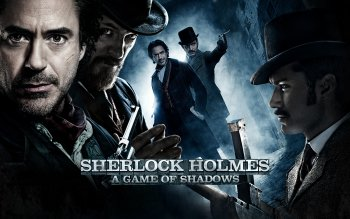 Film - Sherlock Holmes A Game Of Shadows Wallpapers and Backgrounds ID : 493801