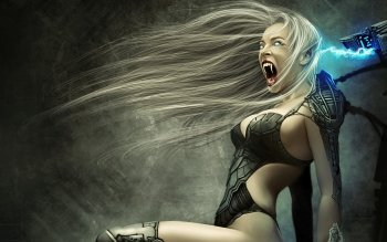 Dark - Vampire Wallpapers and Backgrounds ID : 493903