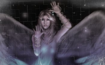 Fantasy - Angel Wallpapers and Backgrounds ID : 493916
