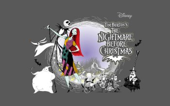 Movie - The Nightmare Before Christmas Wallpapers and Backgrounds ID : 494781