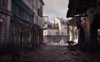 Video Game - Assassin's Creed: Unity Wallpapers and Backgrounds ID : 495710