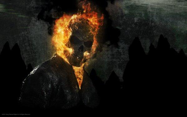 Películas Ghost Rider: La Tortura Ghost Rider Fondo de pantalla HD | Fondo de Escritorio