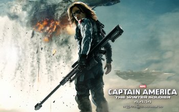 Movie - Captain America: The Winter Soldier Wallpapers and Backgrounds ID : 496023