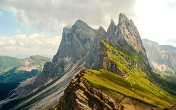 Earth - Mountain Wallpapers and Backgrounds ID : 496351