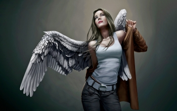 Fantasy - Angel Wallpapers and Backgrounds ID : 496675