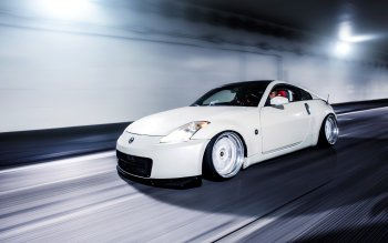 Vehicles - Nissan 350z Wallpapers and Backgrounds ID : 496808