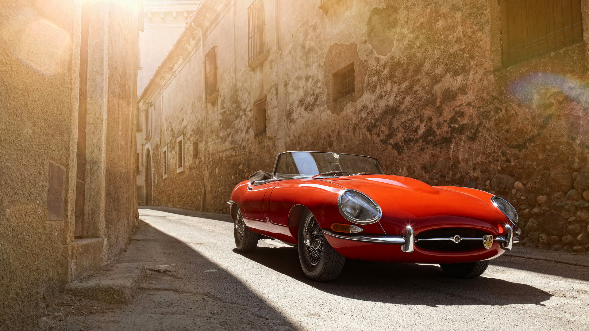 Aninimal Book: Jaguar E-Type HD Wallpaper | Background Image | 1920x1080 ...
