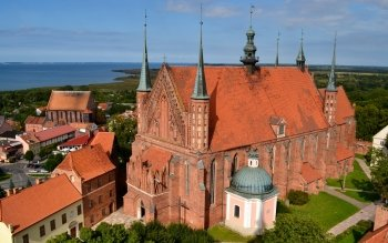 Religious - Frombork Cathedral Wallpapers and Backgrounds ID : 497451