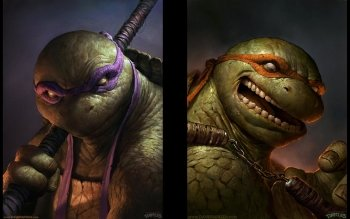 Комиксы - Tmnt Wallpapers and Backgrounds ID : 497687