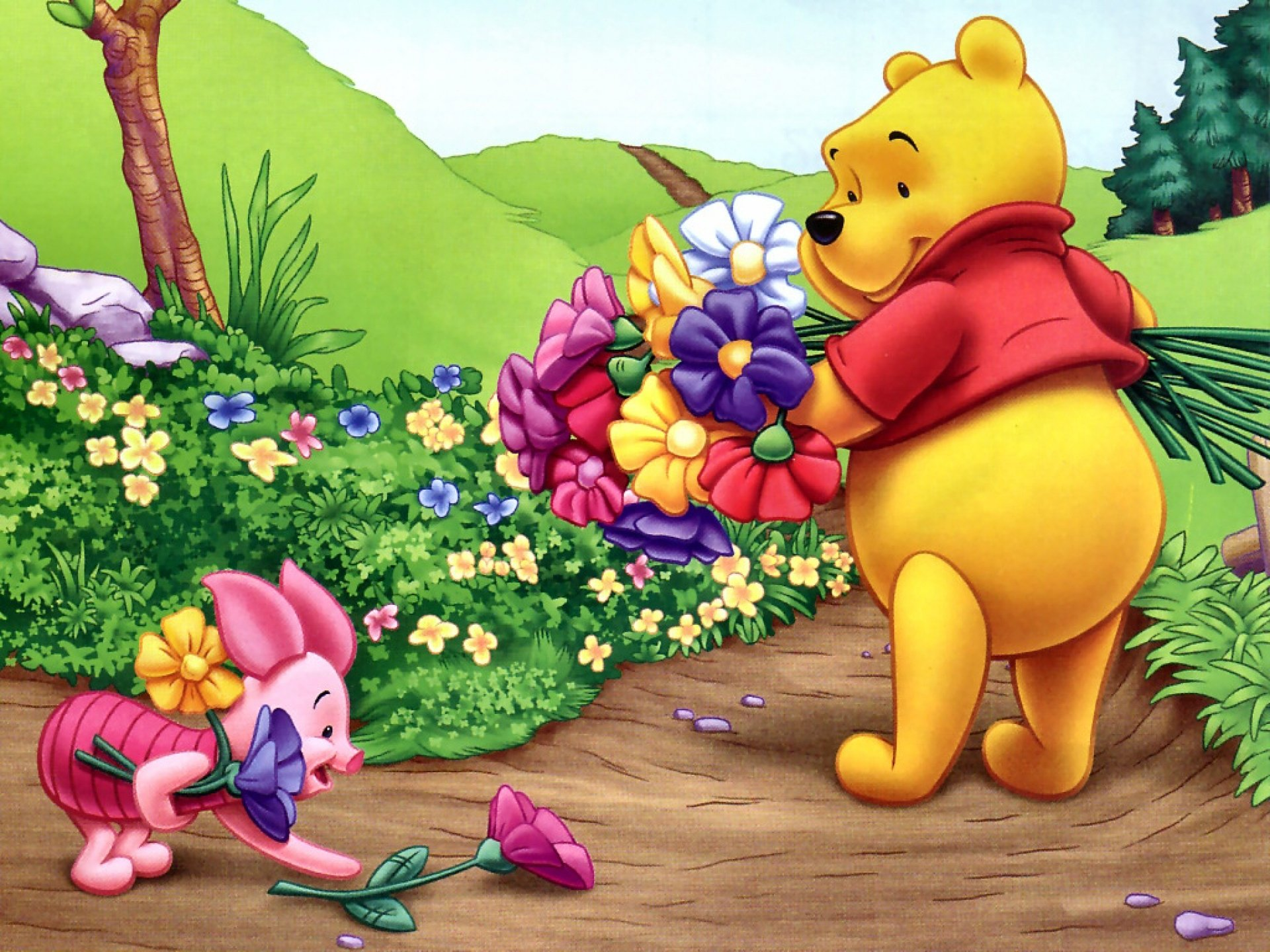 83 winnie the pooh hd wallpapers background images wallpaper abyss hd wallpaper background image id498058 voltagebd Gallery