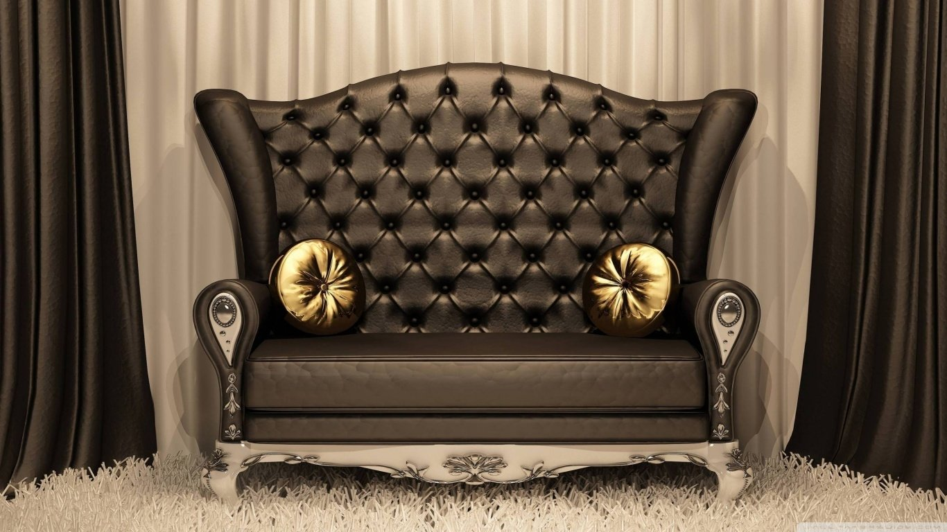Sofa Wallpaper And Background 1366x768 Id 498066
