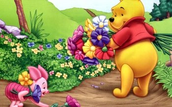 Caricatura - Winnie The Pooh Wallpapers and Backgrounds ID : 498058