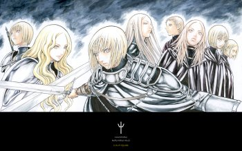 Anime - Claymore Wallpapers and Backgrounds ID : 498560