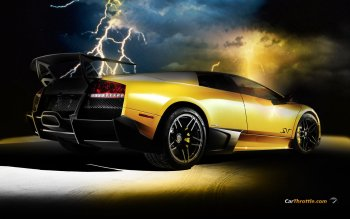 Vehicles - Lamborghini Murcielago Wallpapers and Backgrounds ID : 498752