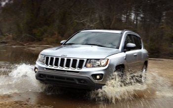Vehicles - Jeep Compass  Wallpapers and Backgrounds ID : 498755