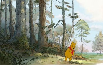 Cartoon - Winnie The Pooh Wallpapers and Backgrounds ID : 498942