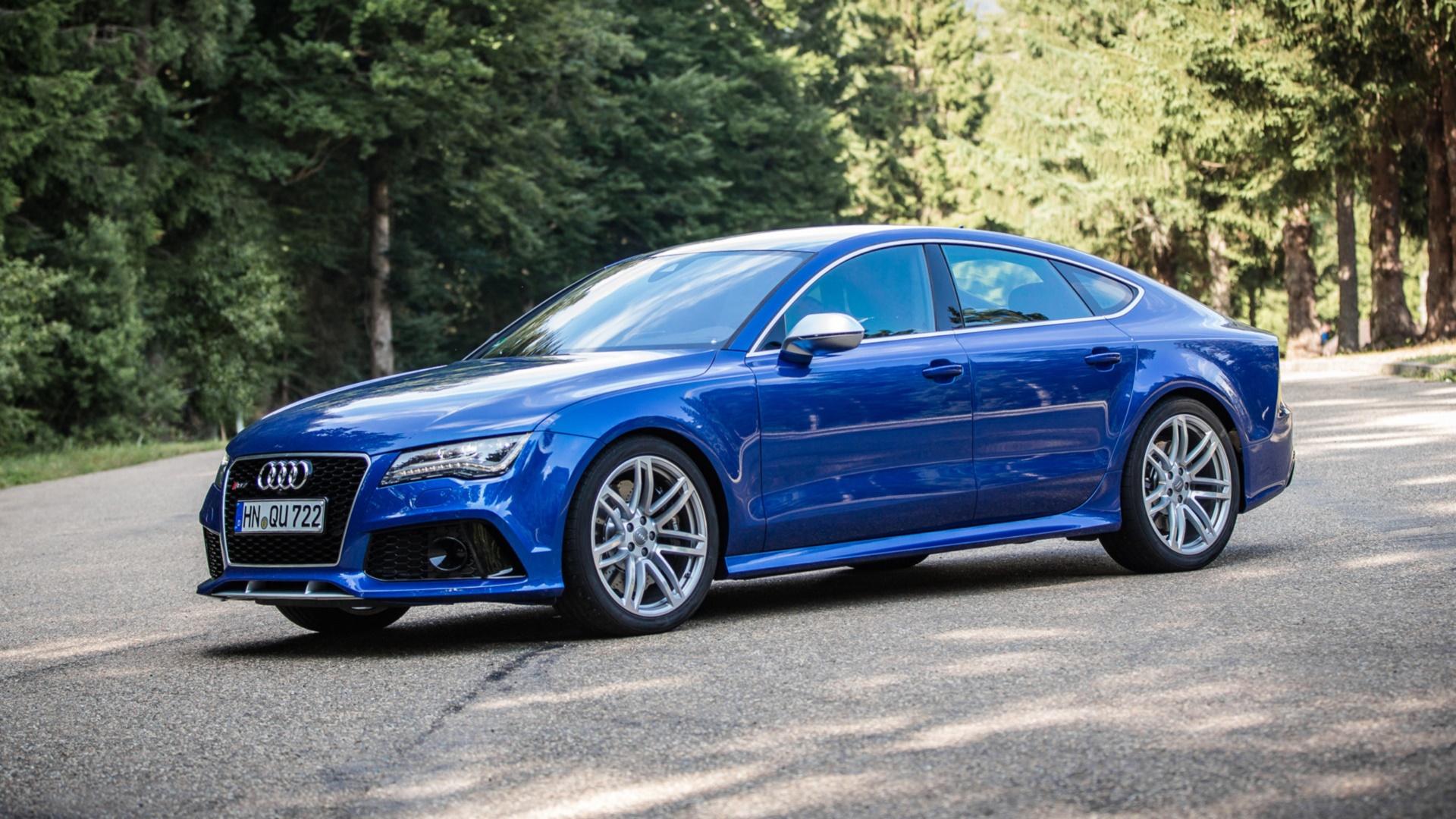 Audi Rs7 Full Hd Tapeta And Tło 1920x1080 Id 499012