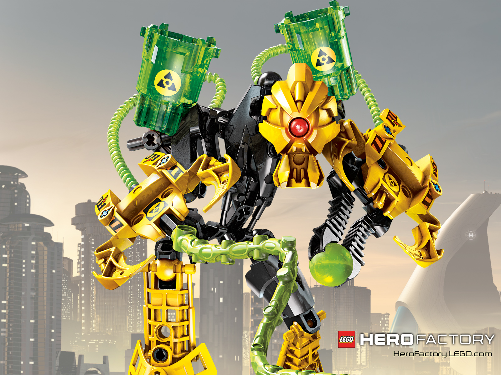 Lego Hero Factory Wallpaper And Background Image 1600x1200 Id