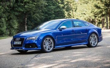Vehicles - 2014 Audi RS7 Wallpapers and Backgrounds ID : 499012