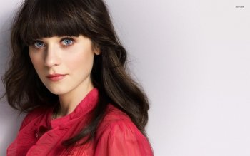 Celebrity - Zooey Deschanel Wallpapers and Backgrounds ID : 499172