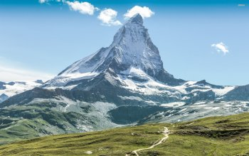 Earth - Matterhorn Wallpapers and Backgrounds ID : 499877