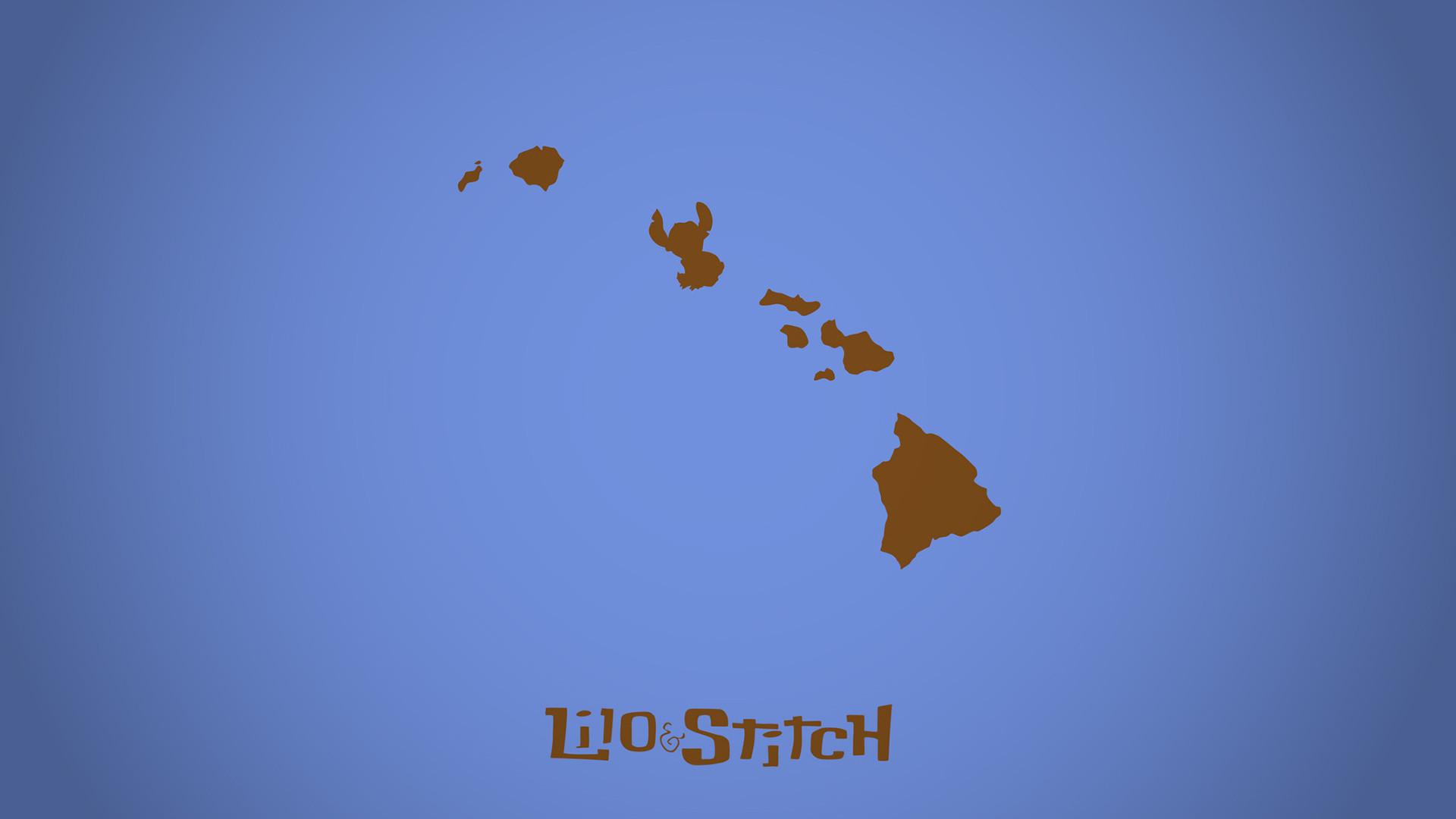 Lilo Stitch HD Wallpaper