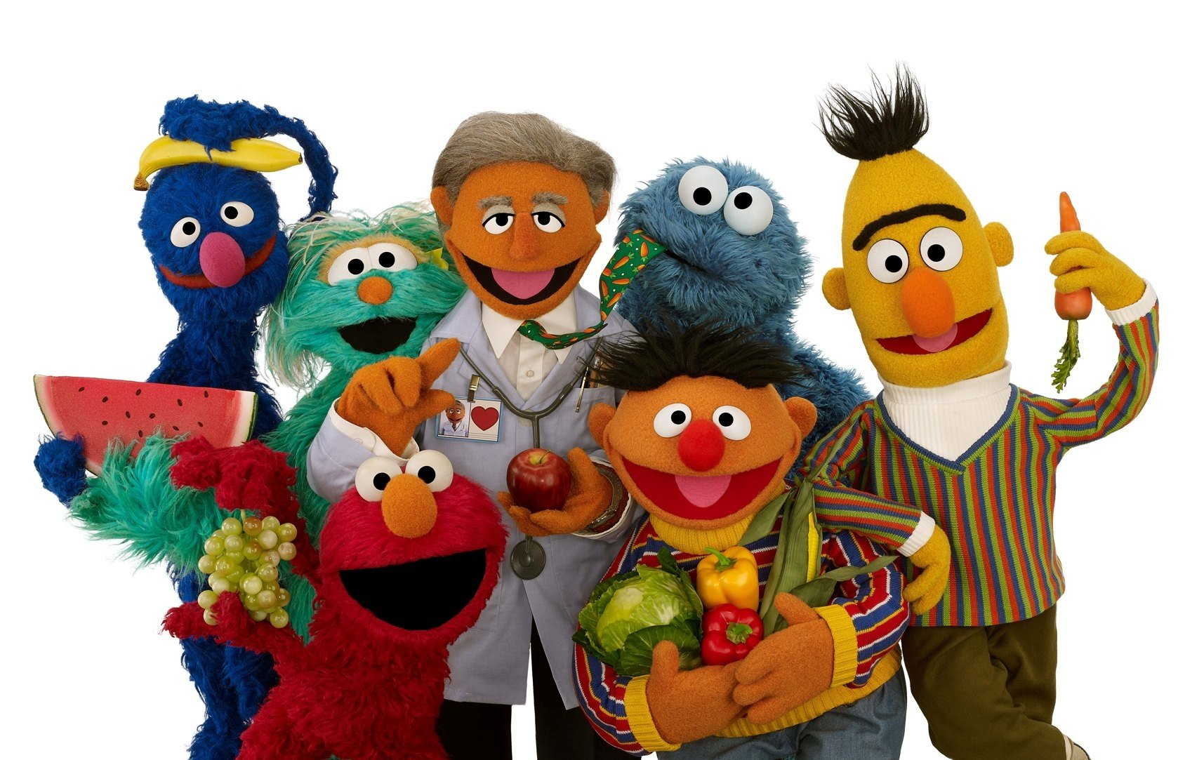 Sesame Street Wallpaper And Background Image