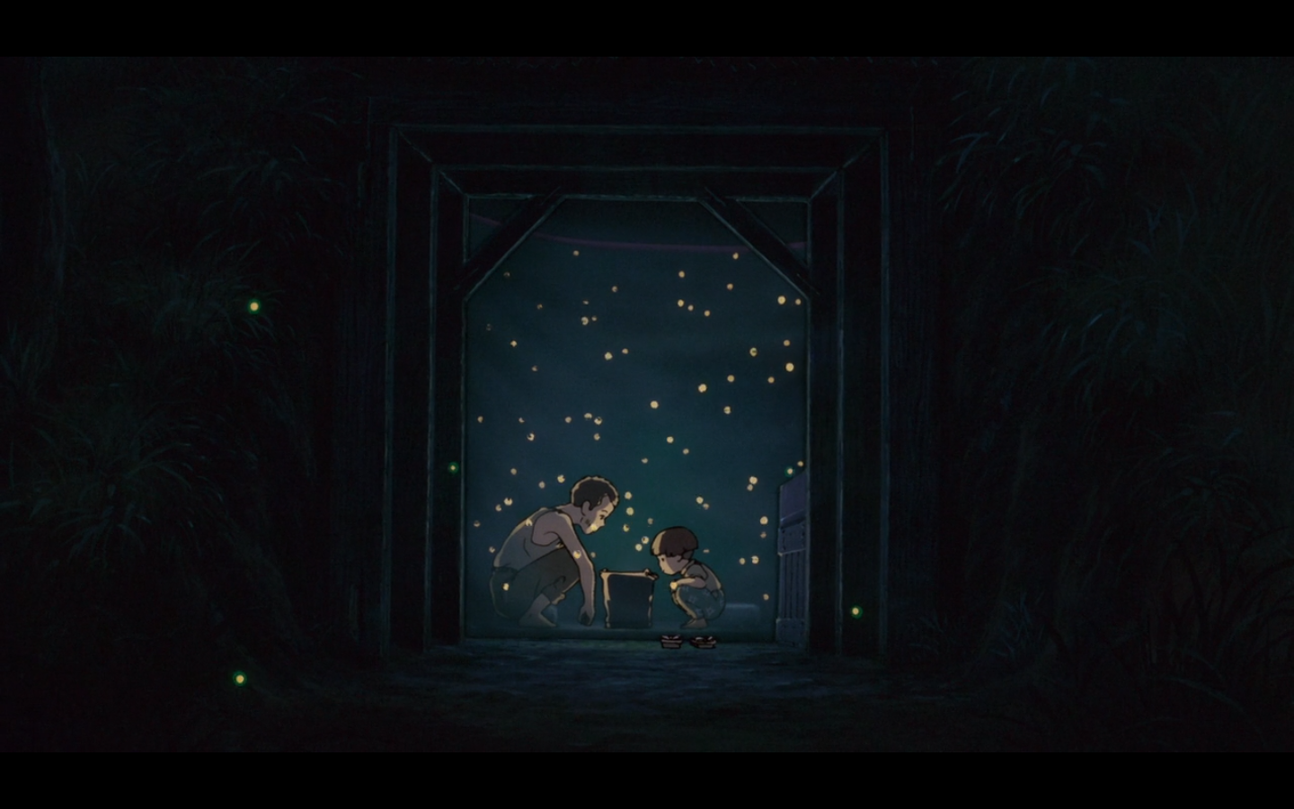 14 Grave Of The Fireflies Hd Wallpapers Background Images Wallpaper Abyss