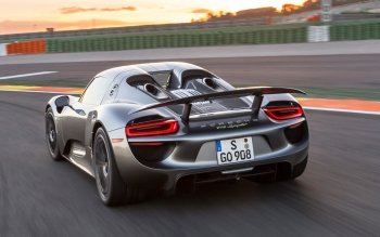 Vehicles - 2014 Porsche 918 Spyder Wallpapers and Backgrounds ID : 500229