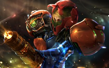 Computerspel - Metroid Wallpapers and Backgrounds ID : 500445