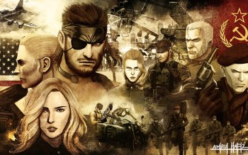 Video Game - Metal Gear Wallpapers and Backgrounds ID : 500627