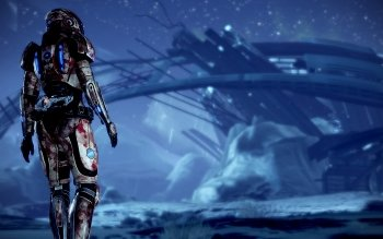 Video Game - Mass Effect Wallpapers and Backgrounds ID : 500662
