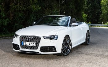 Vehicles - 2014 Audi Rs5 Cabrio Wallpapers and Backgrounds ID : 500720