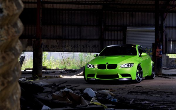 Vehicles BMW HD Wallpaper | Background Image
