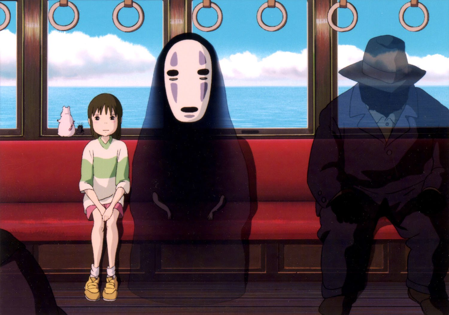 116 Spirited Away Hd Wallpapers Background Images Wallpaper Abyss