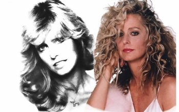 Celebrity - Farrah Fawcett Wallpapers and Backgrounds ID : 501047