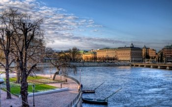Man Made - Stockholm Wallpapers and Backgrounds ID : 501108