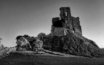 Man Made - Corfe Castle Wallpapers and Backgrounds ID : 501253