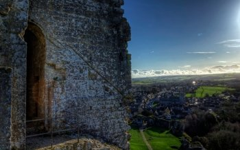 Man Made - Corfe Castle Wallpapers and Backgrounds ID : 501255