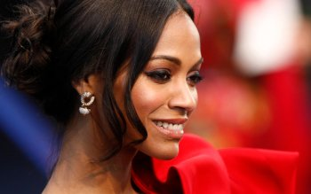 Berühmte Personen - Zoe Saldana Wallpapers and Backgrounds ID : 501318