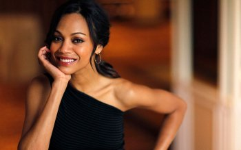Celebrity - Zoe Saldana Wallpapers and Backgrounds ID : 501321