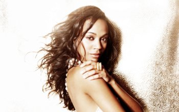 Celebrity - Zoe Saldana Wallpapers and Backgrounds ID : 501329