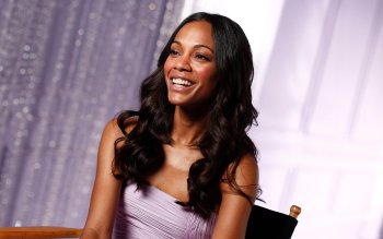 Berühmte Personen - Zoe Saldana Wallpapers and Backgrounds ID : 501334