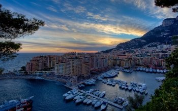 Man Made - Monaco Wallpapers and Backgrounds ID : 501438