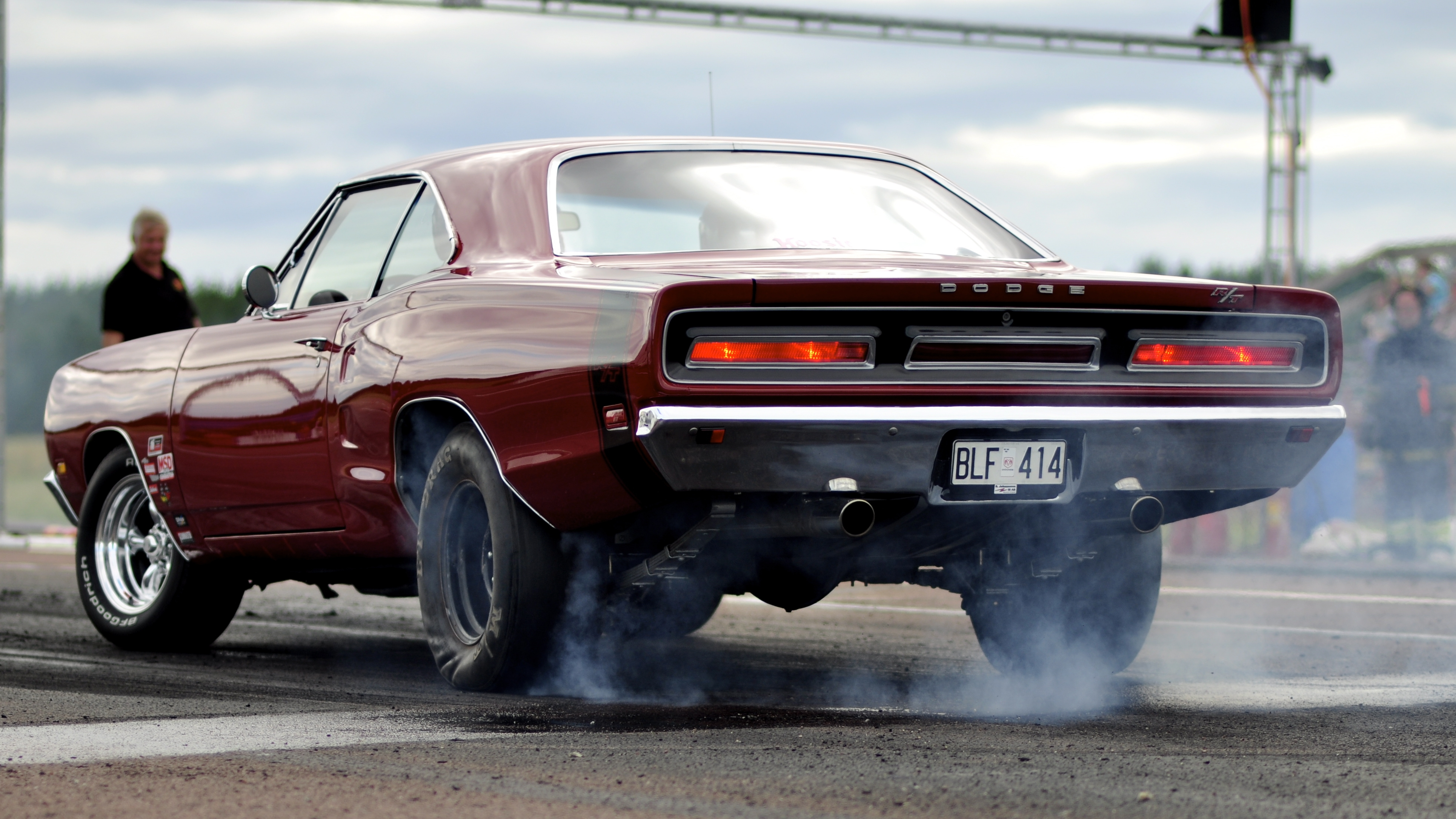 Dodge Charger 4k Ultra Hd Wallpaper Background Image 3859x2171
