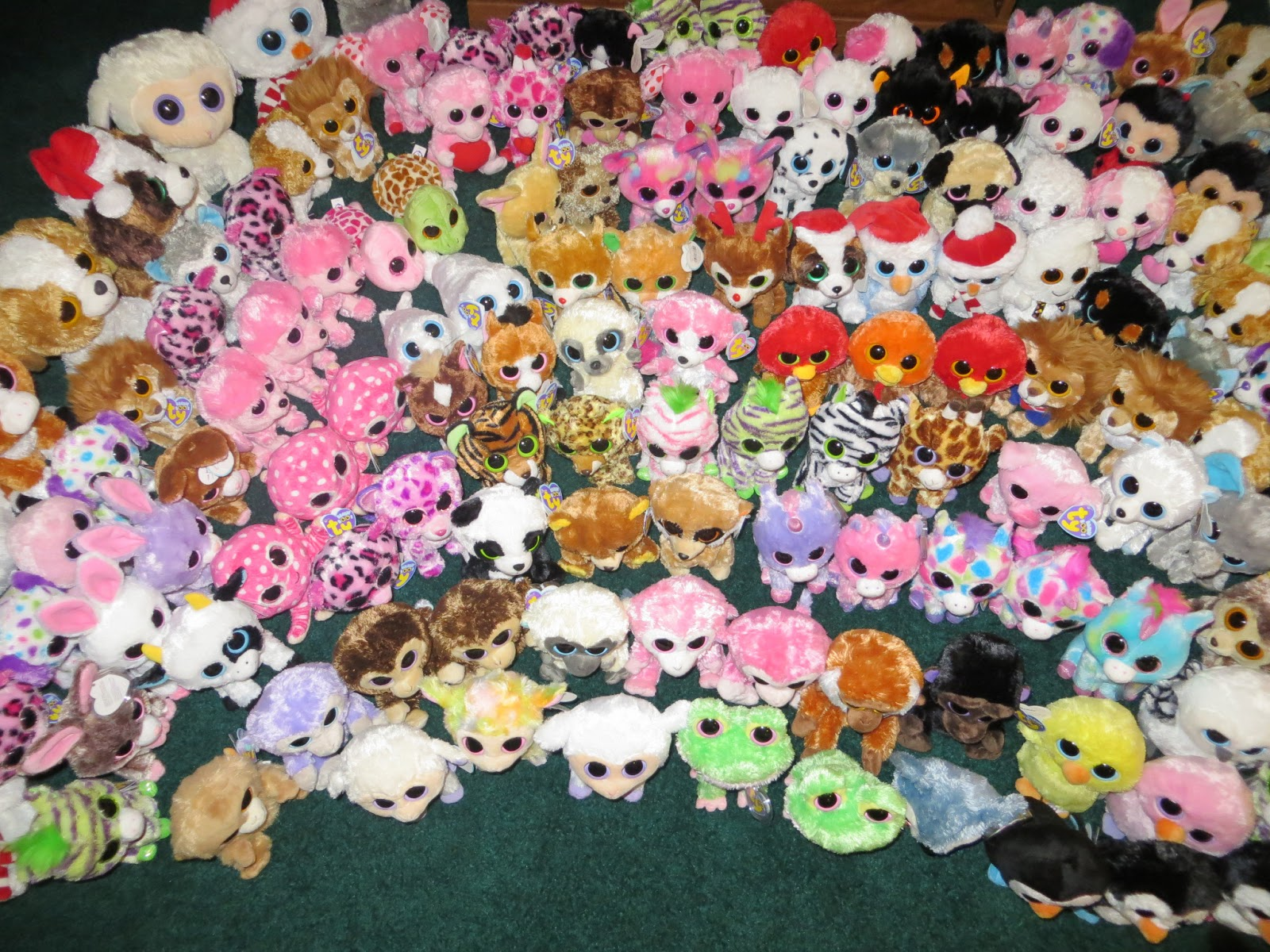Beanie Boos Wallpaper and Background Image  644ab335515