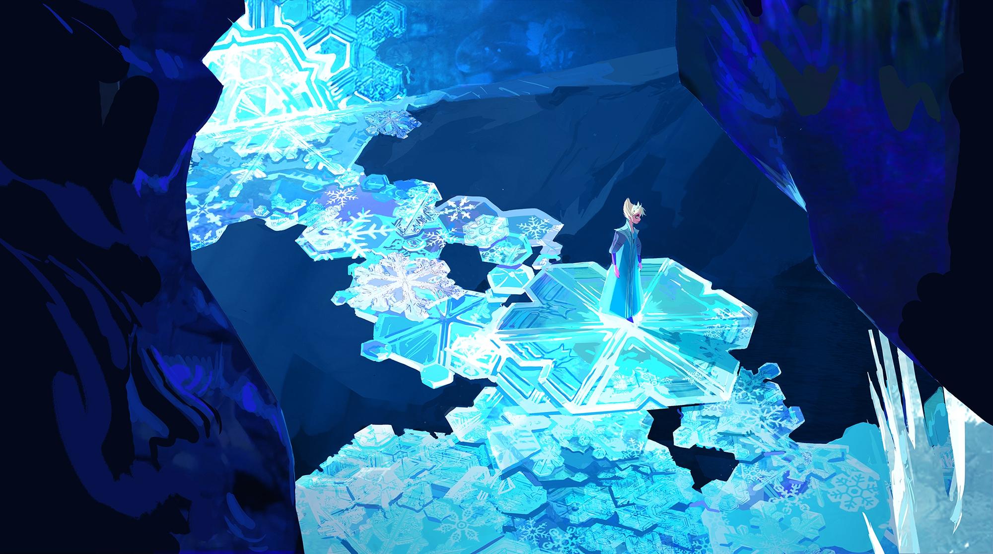 frozen computer wallpapers desktop - photo #24