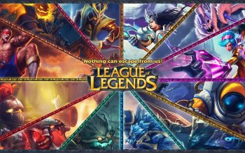 Video Game - League Of Legends Wallpapers and Backgrounds ID : 502301