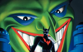 Cartoon - Batman Beyond: Return Of The Joker Wallpapers and Backgrounds ID : 502318